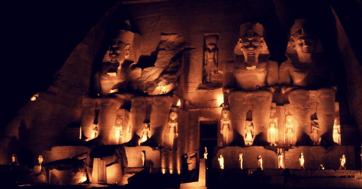Abu Simbel noche (1)