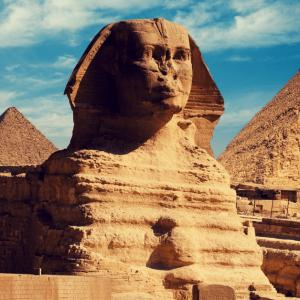 La Esfinge Giza