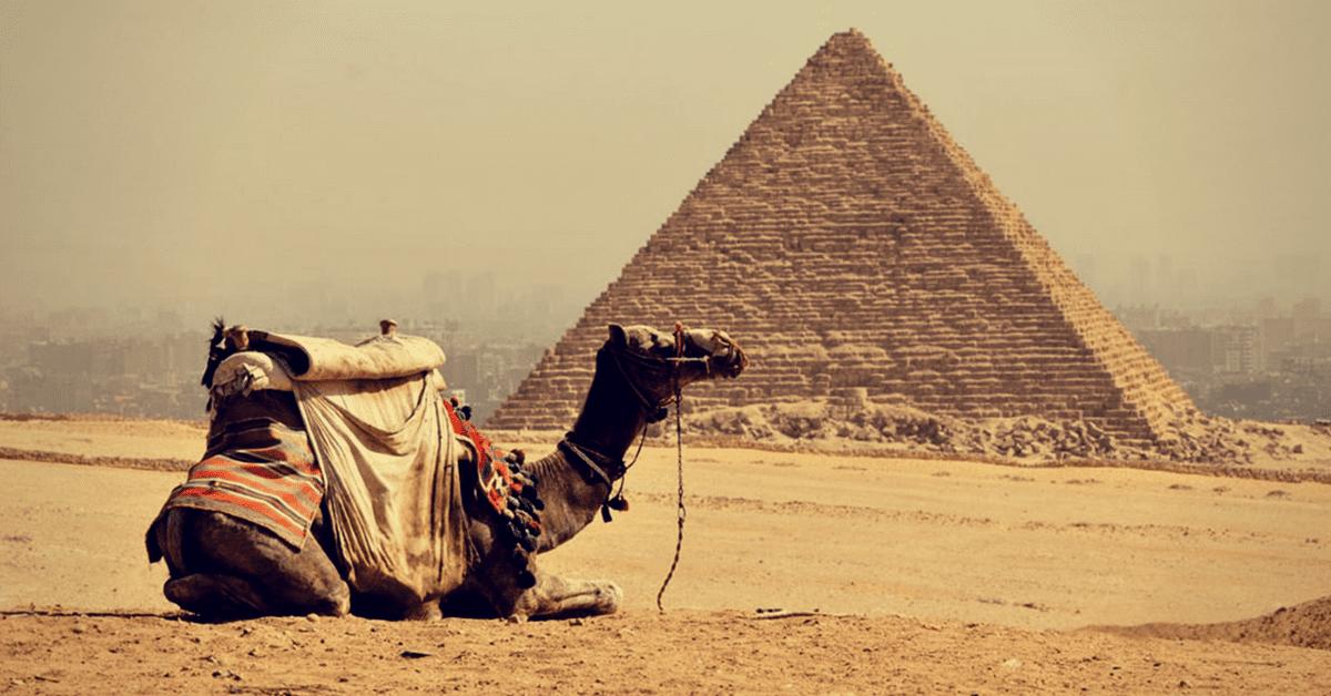 paseo por Egipto