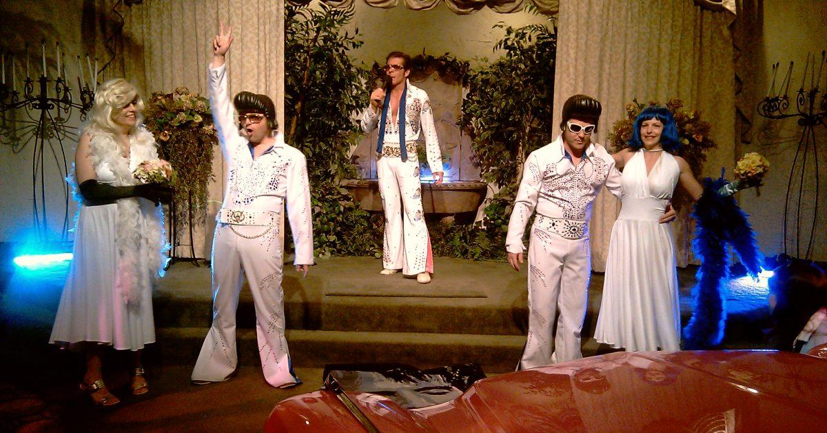 Capilla Elvis Presley