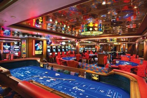 Casino en crucero