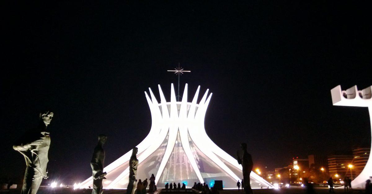 Catedral Metropolitana Nossa Senhora, Brasilia