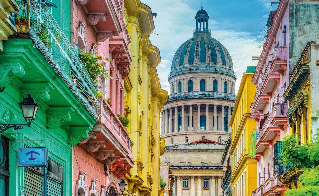 Colores en Cuba