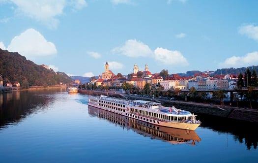 Crucero por el Danubio, Europa