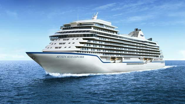 Naviera Seven Seas Explorer - Crucero más lujoso el mundo
