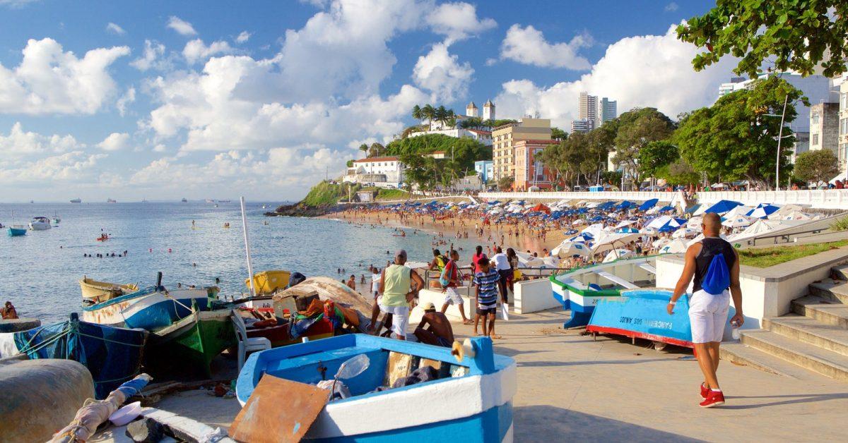 Playa Porto de Barra