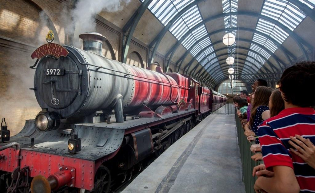 The Wizarding World of Harry Potter - Diagon Alley at Universal Orlando Resort.