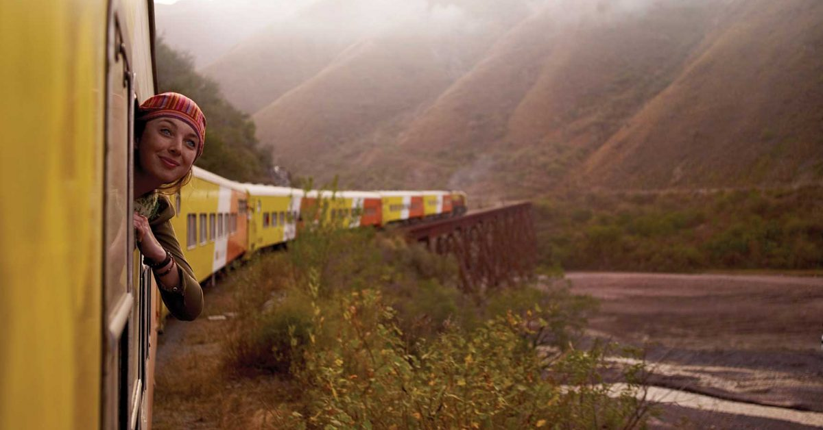 Tren de las nubes