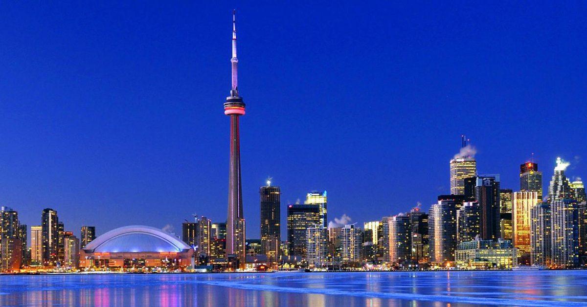 Vista desde Toronto Islands