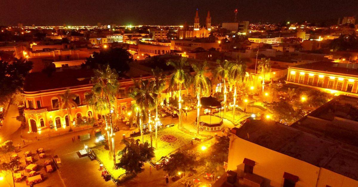noche en Mazatlán