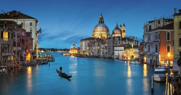 Venecia Impactante