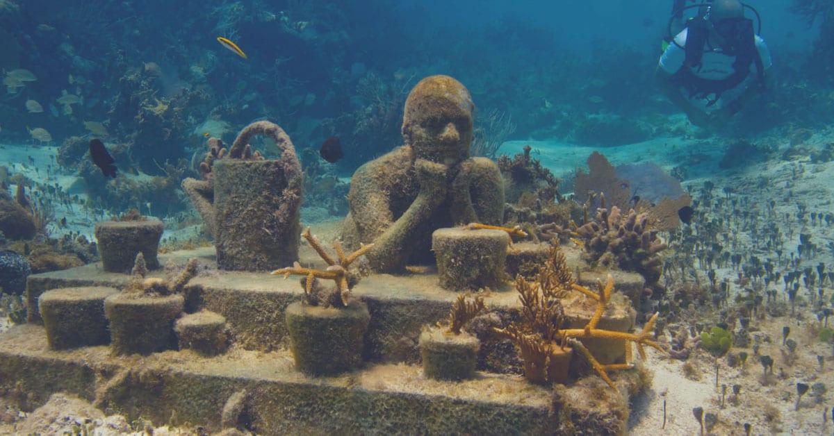 El museo submarino