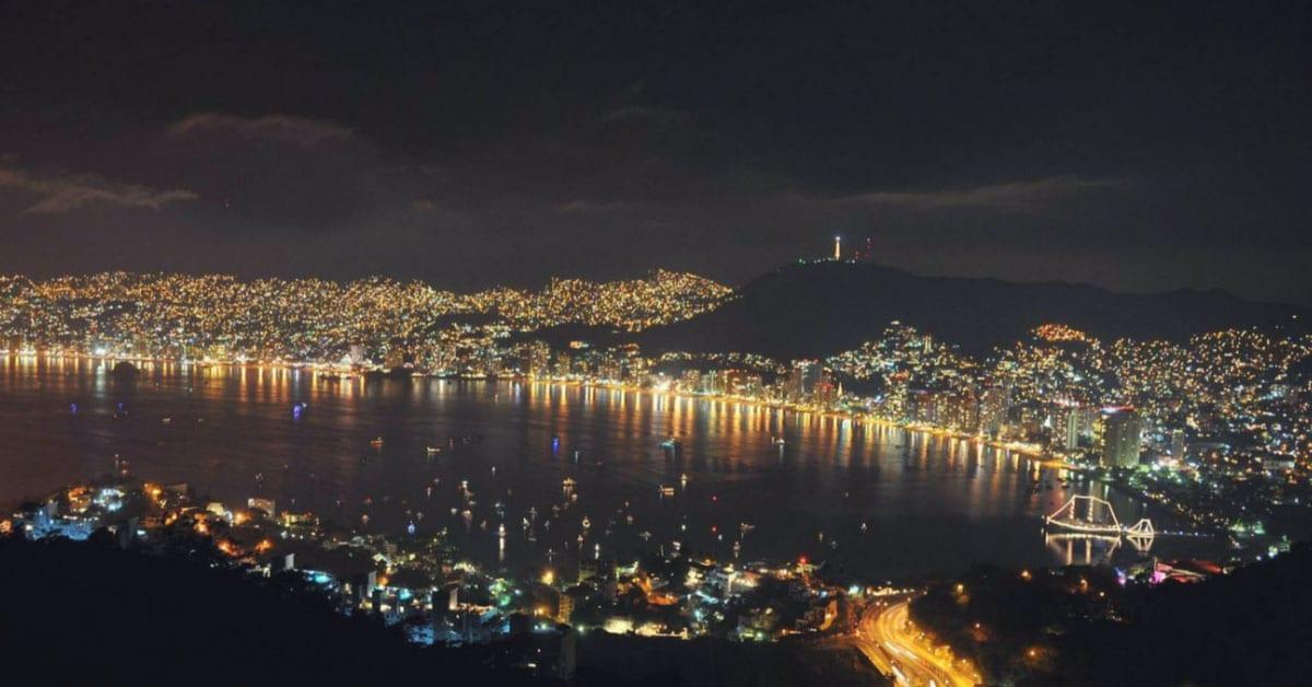 Noche en Acapulco