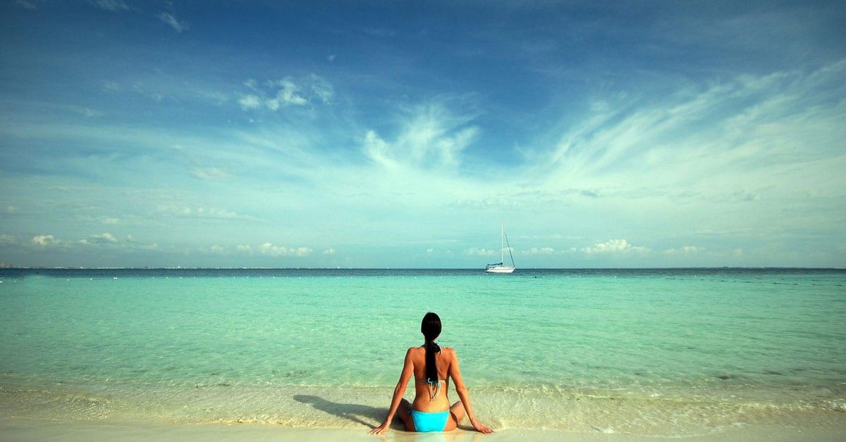 tranquilidad en Cancún