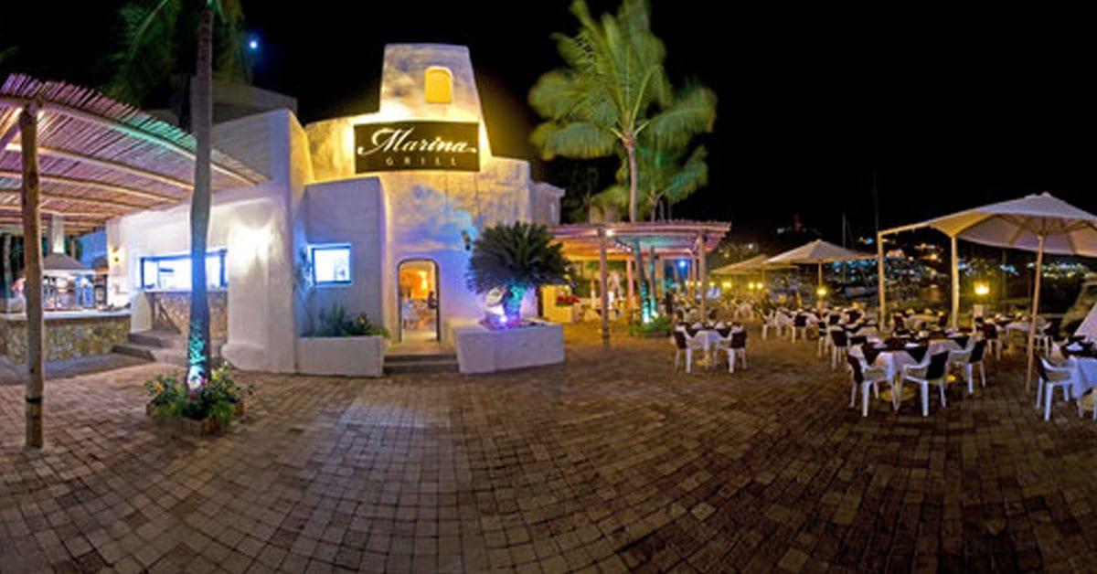 Restaurantes Manzanillo