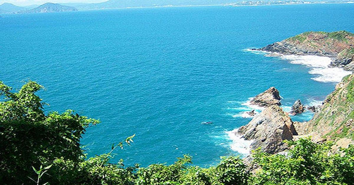 Vista Faro de Campos