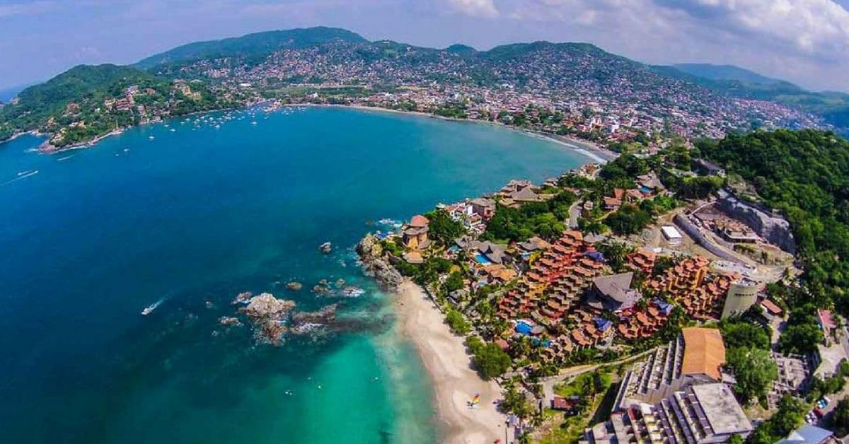 mar de Ixtapa